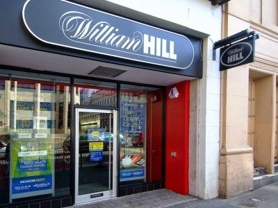 William Hill betting shops in UK big cities