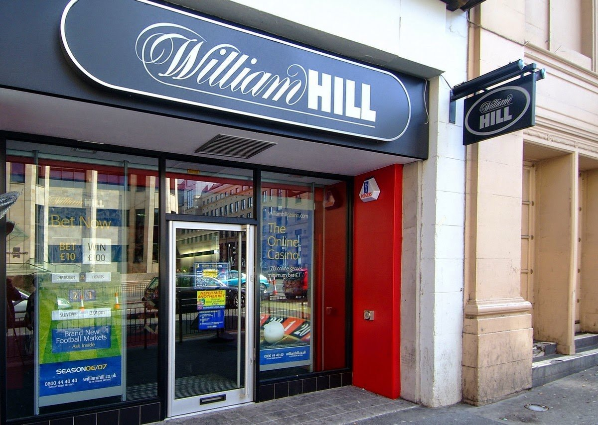William hill withdraw in shop