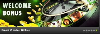 stan james Casino Games welcome bonus