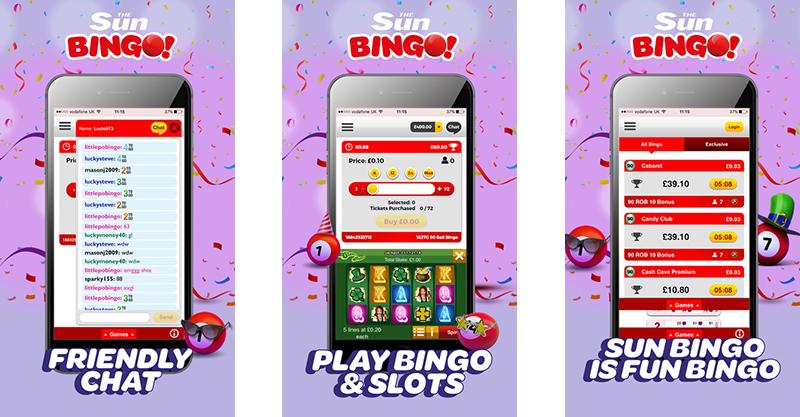 SUN-bingo-app