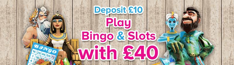 bingo slots bonus 888