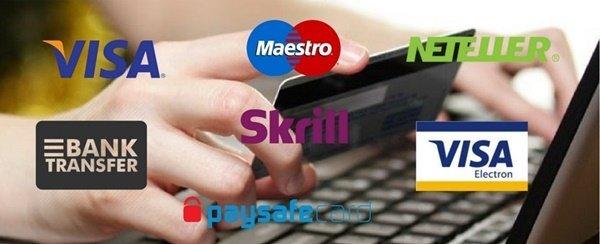 payment methods Netbet