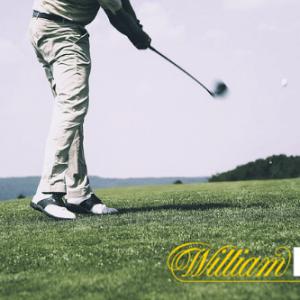 William Hill Golf Betting