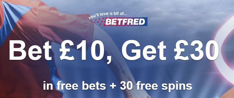 Welcome Betfred