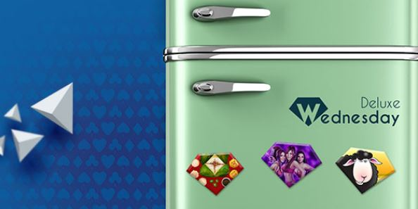 deluxe Wednesday Go Wild Casino