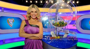 Health Lottery host