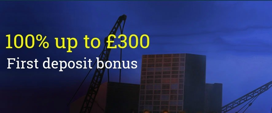 Table Games bonus William Hill