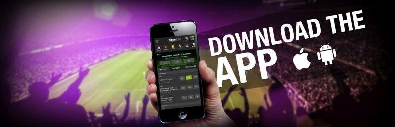 TitanBet mobile app