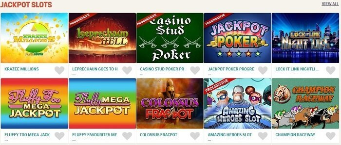 Casino Games Spin and Win