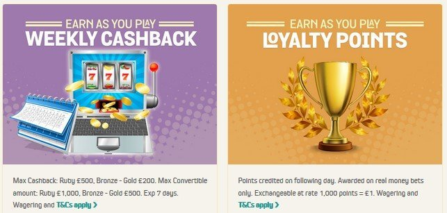 Other Promos Spin and Win