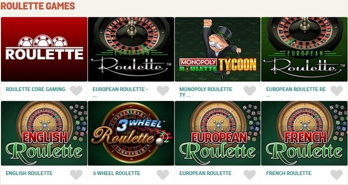 Roulette Spin and Win