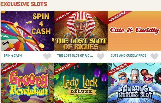 slots Spin and Win