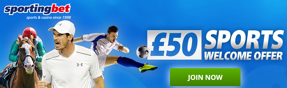 SportingBet welcome offer