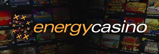 energy casino promos