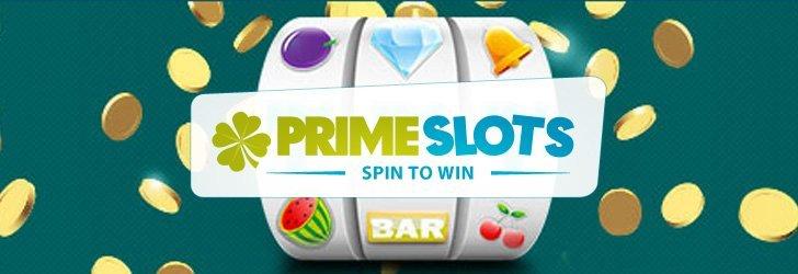 Prime Slots Promo Code