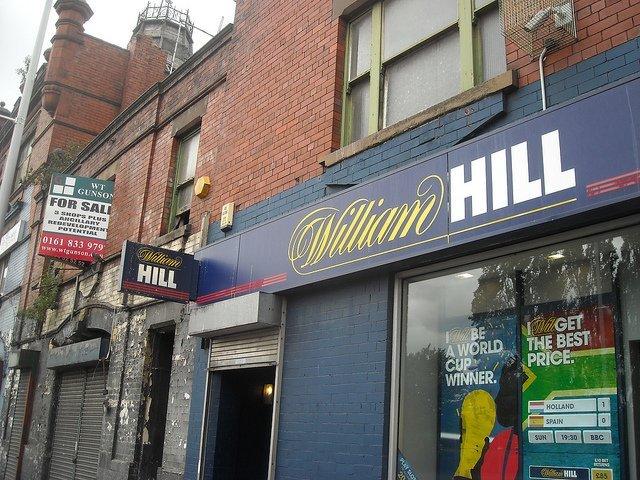 william hill store