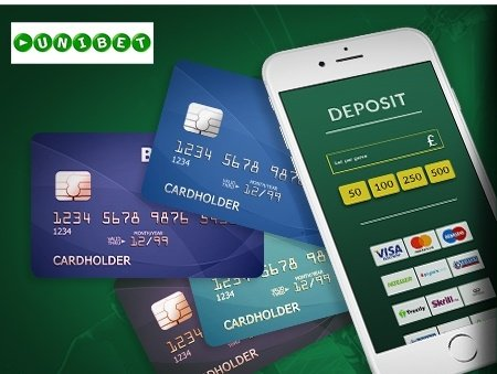 Unibet payment methods