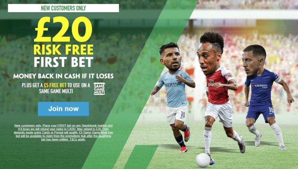 Paddy Power promo code deal