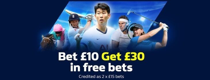 William Hill promo code offer