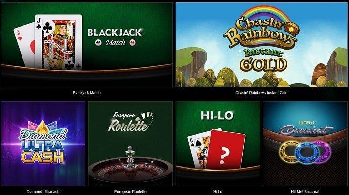 starspins casino games