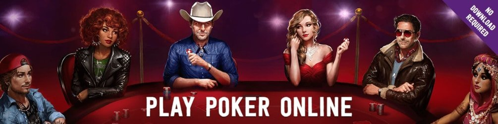 Play Poker on Virgin Games