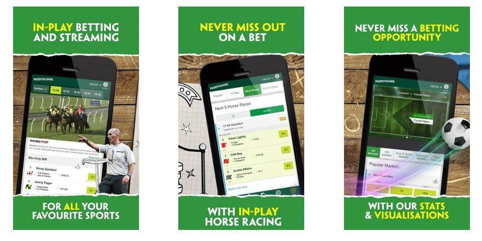 How to Live Stream at Paddy Power